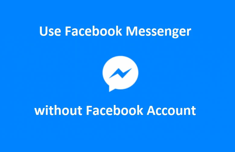 how to delete an account off facebook messenger