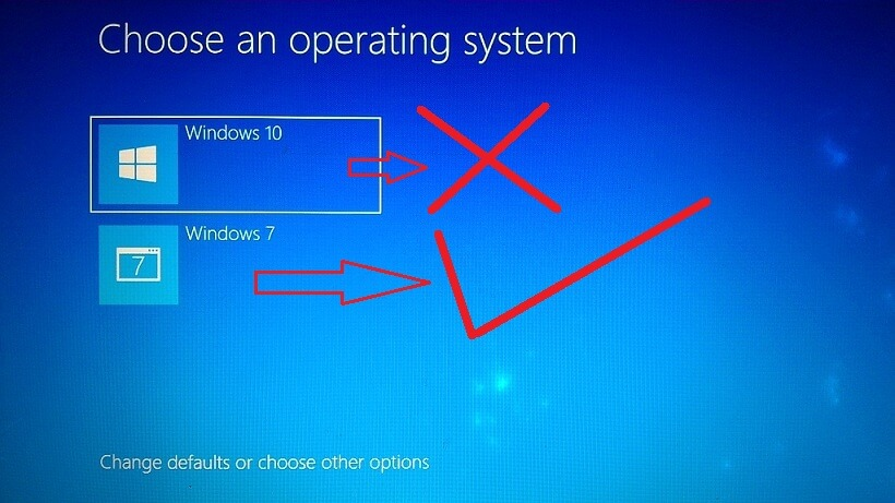 Easiest way to remove, uninstall Windows 10 from dual boot