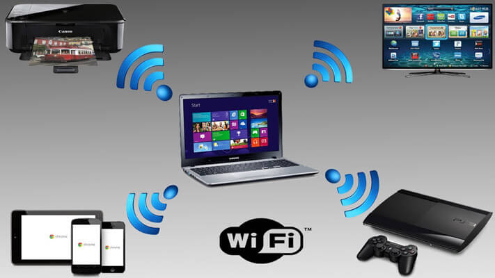 Easiest Way To Make Laptop A Wifi Hotspot Without Any Software